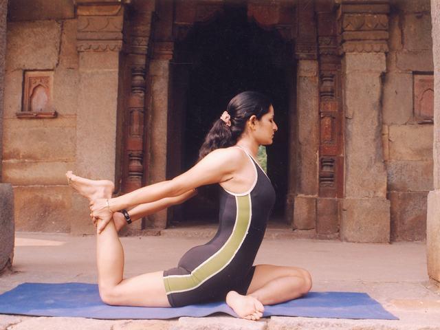 после йоги болит низ живота